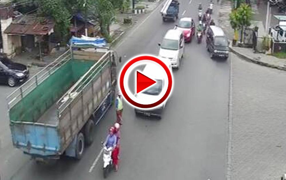 CCTV Depan Puskesmas Grogol
