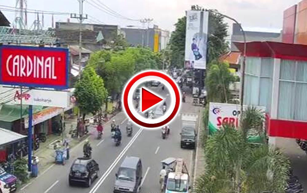 CCTV Pasar Ir. Soekarno