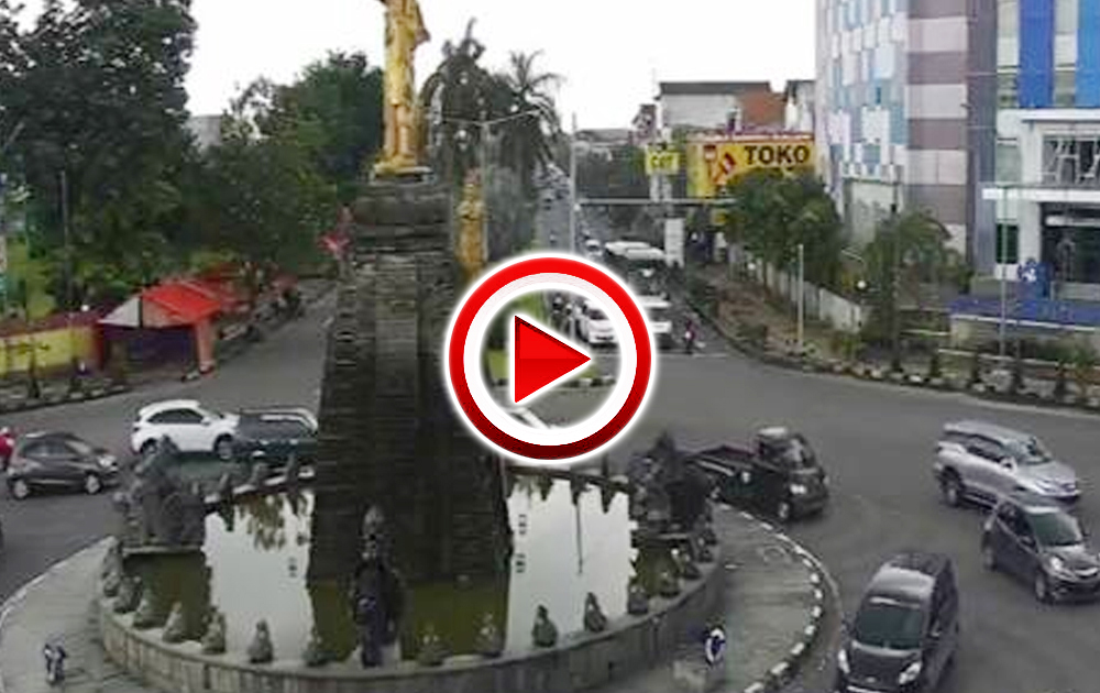 CCTV Pandawa Solo Baru 2
