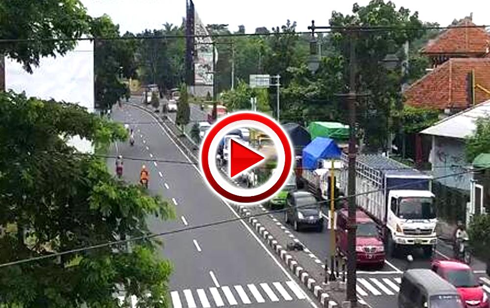 CCTV Simpang 4 Sanggung