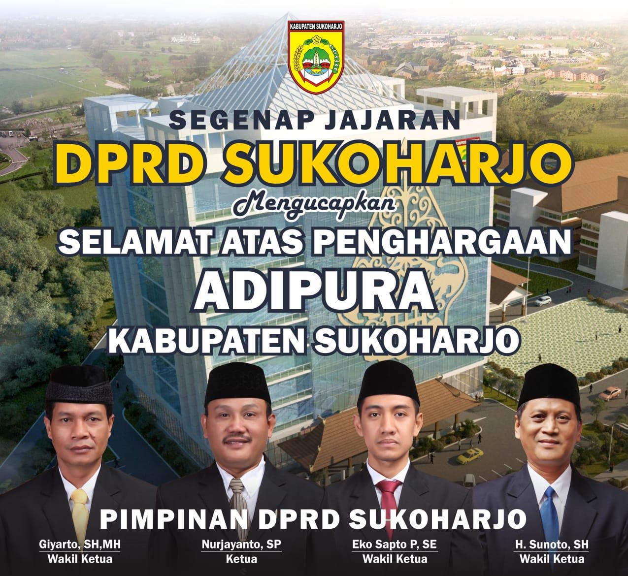 banner adipura dprd