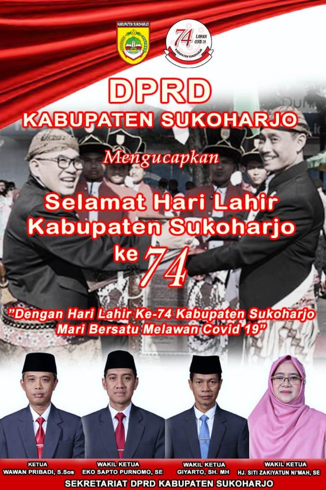 banner harlah dprd